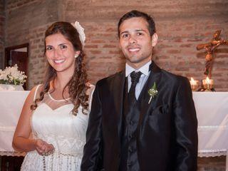 El casamiento de Lujana y Luciano