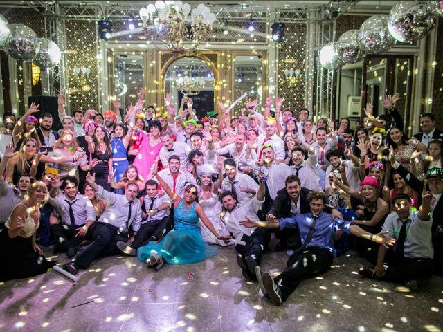 El casamiento de Mathi y Flor en Palermo, Capital Federal 1