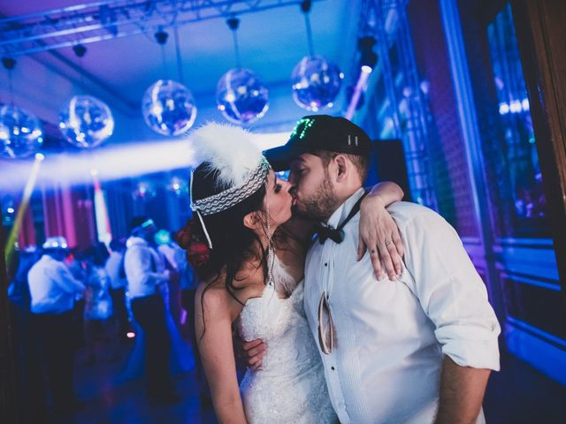 El casamiento de Mathi y Flor en Palermo, Capital Federal 3