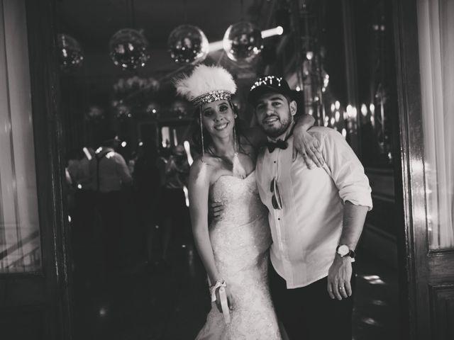 El casamiento de Mathi y Flor en Palermo, Capital Federal 4