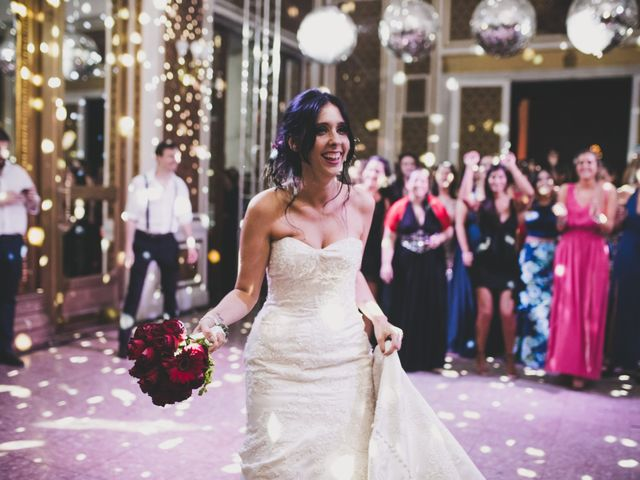 El casamiento de Mathi y Flor en Palermo, Capital Federal 18
