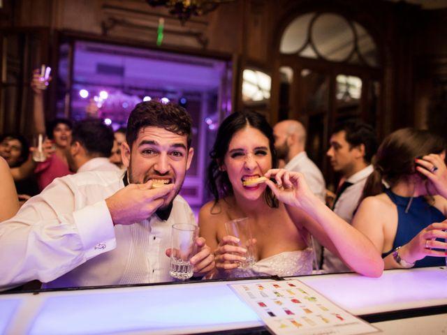 El casamiento de Mathi y Flor en Palermo, Capital Federal 23