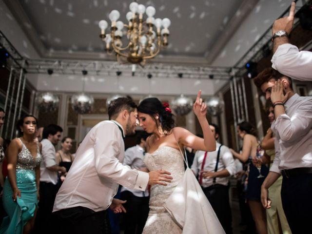 El casamiento de Mathi y Flor en Palermo, Capital Federal 24