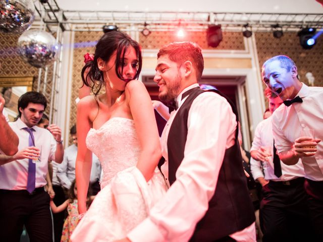 El casamiento de Mathi y Flor en Palermo, Capital Federal 26