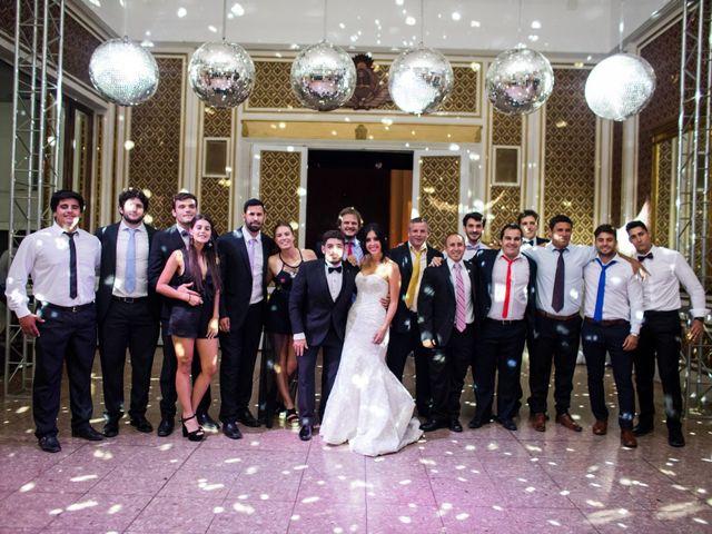 El casamiento de Mathi y Flor en Palermo, Capital Federal 30