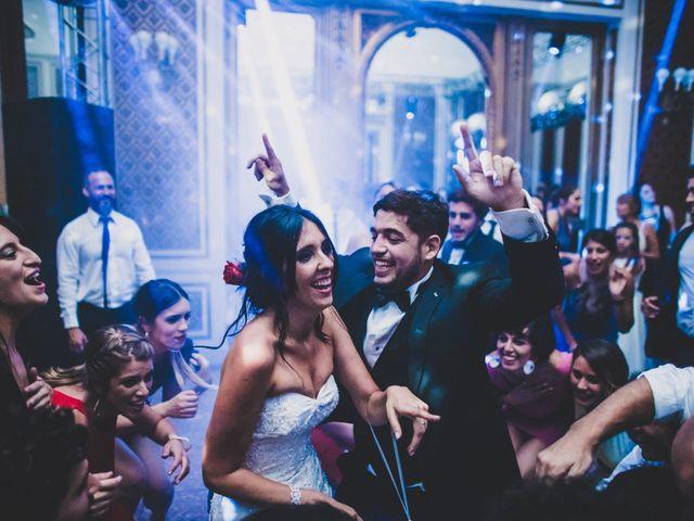 El casamiento de Mathi y Flor en Palermo, Capital Federal 34