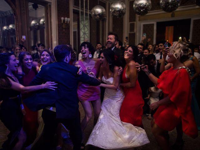 El casamiento de Mathi y Flor en Palermo, Capital Federal 37