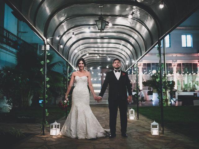 El casamiento de Mathi y Flor en Palermo, Capital Federal 44