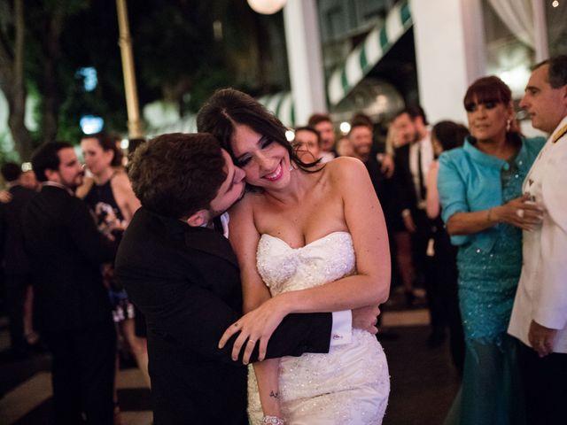 El casamiento de Mathi y Flor en Palermo, Capital Federal 52