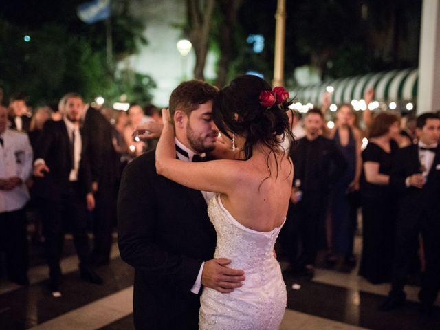 El casamiento de Mathi y Flor en Palermo, Capital Federal 55