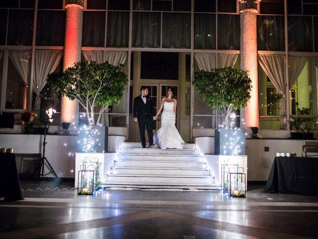 El casamiento de Mathi y Flor en Palermo, Capital Federal 57