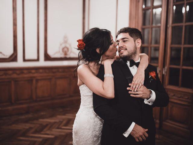 El casamiento de Mathi y Flor en Palermo, Capital Federal 59