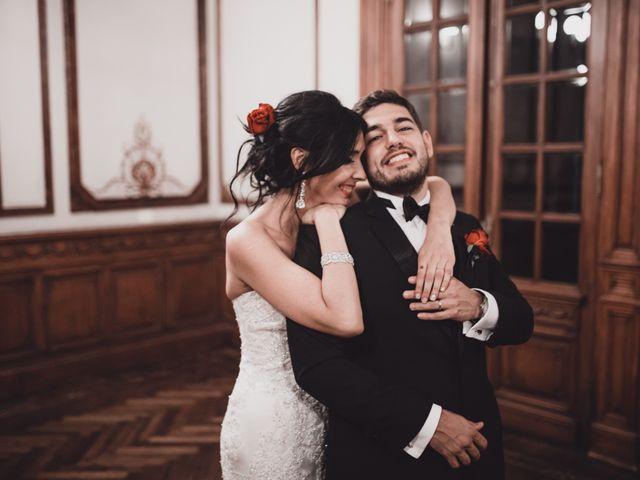 El casamiento de Mathi y Flor en Palermo, Capital Federal 60