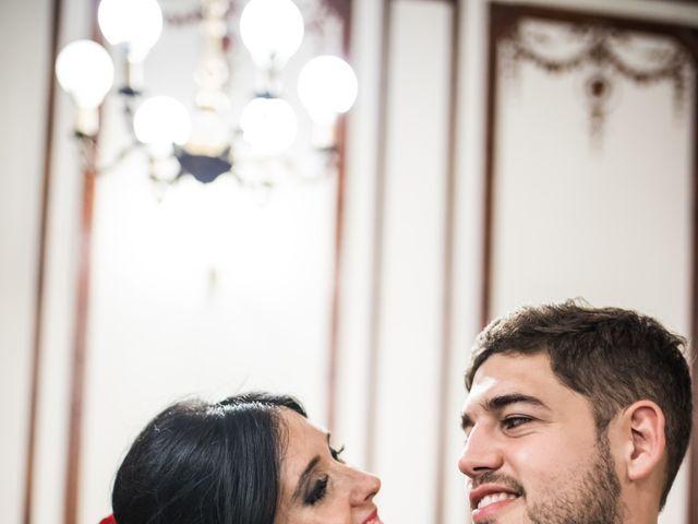 El casamiento de Mathi y Flor en Palermo, Capital Federal 63