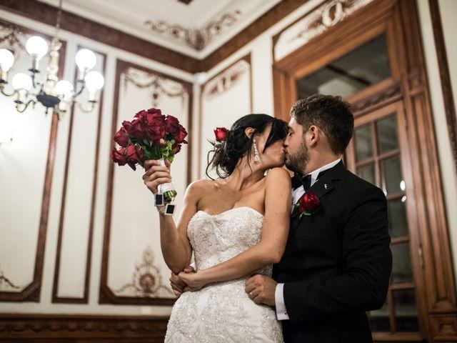 El casamiento de Mathi y Flor en Palermo, Capital Federal 64