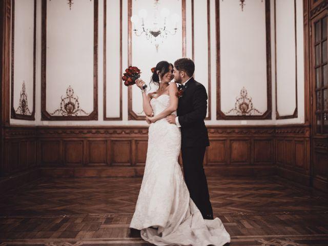 El casamiento de Mathi y Flor en Palermo, Capital Federal 66