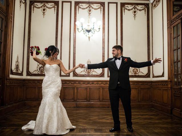 El casamiento de Mathi y Flor en Palermo, Capital Federal 67