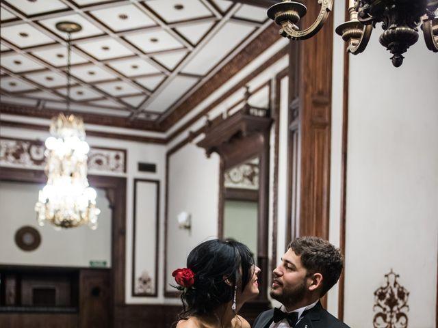 El casamiento de Mathi y Flor en Palermo, Capital Federal 68