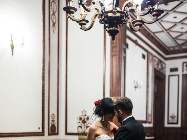 El casamiento de Mathi y Flor en Palermo, Capital Federal 70