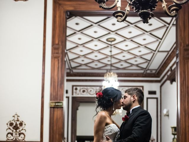 El casamiento de Mathi y Flor en Palermo, Capital Federal 71