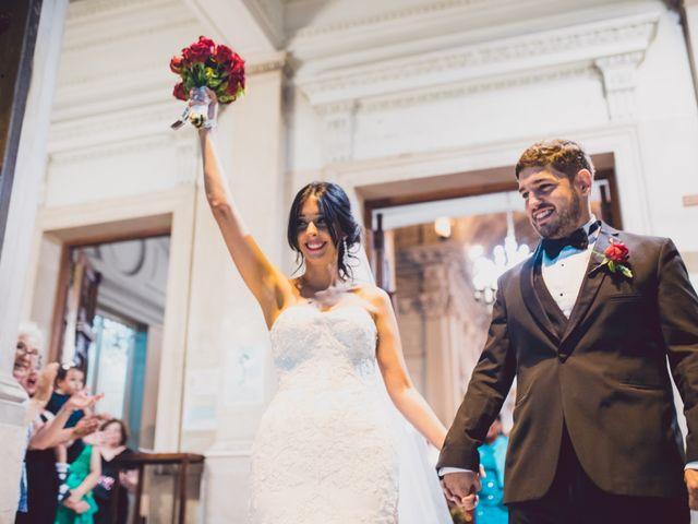 El casamiento de Mathi y Flor en Palermo, Capital Federal 76