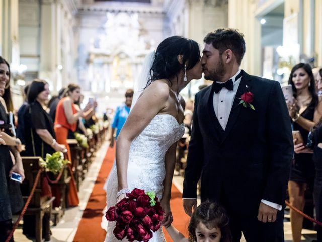 El casamiento de Mathi y Flor en Palermo, Capital Federal 77