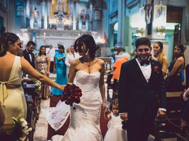 El casamiento de Mathi y Flor en Palermo, Capital Federal 79