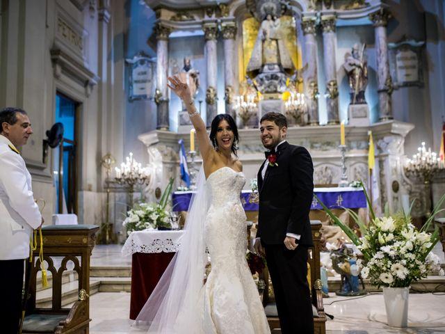 El casamiento de Mathi y Flor en Palermo, Capital Federal 80