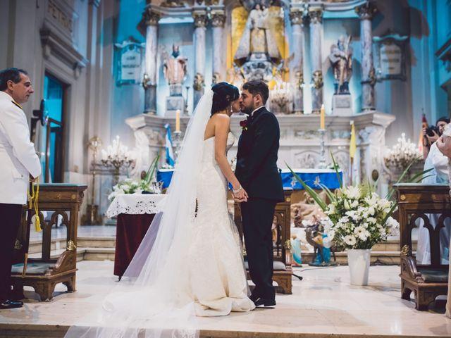 El casamiento de Mathi y Flor en Palermo, Capital Federal 81