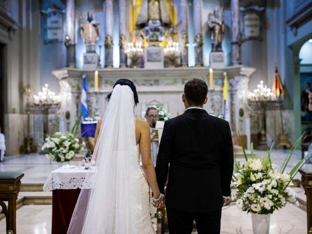El casamiento de Mathi y Flor en Palermo, Capital Federal 84