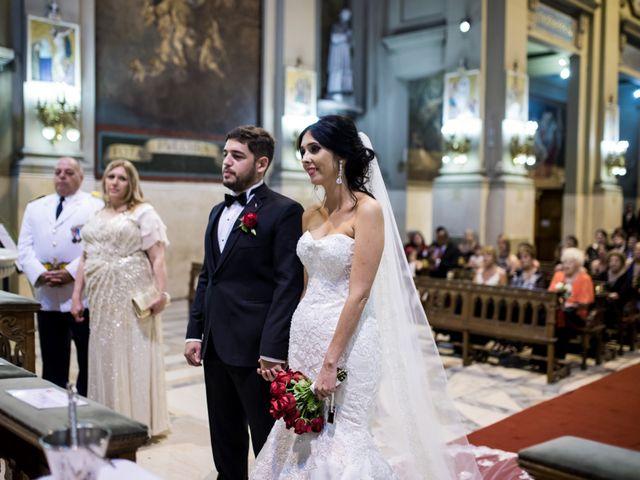 El casamiento de Mathi y Flor en Palermo, Capital Federal 86