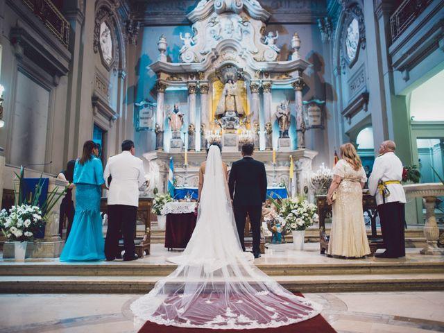 El casamiento de Mathi y Flor en Palermo, Capital Federal 87