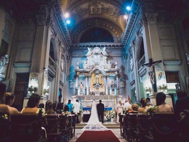 El casamiento de Mathi y Flor en Palermo, Capital Federal 88