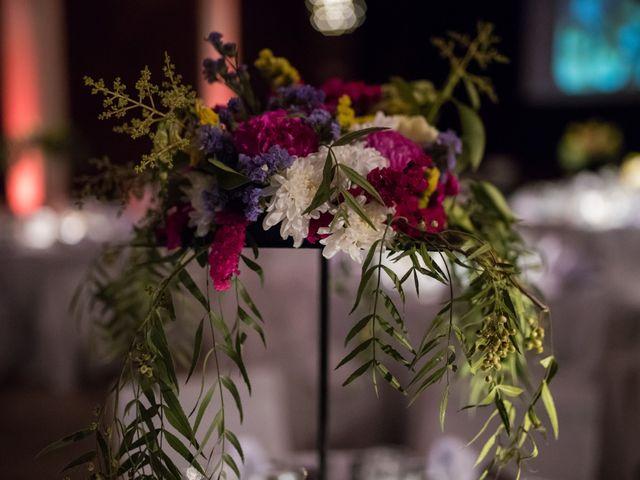 El casamiento de Mathi y Flor en Palermo, Capital Federal 124