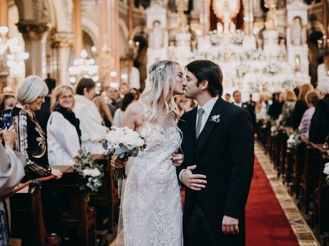El casamiento de Gise y Ricardo