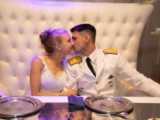 El casamiento de Flor y Andy