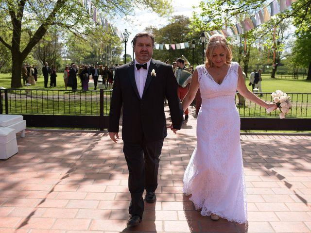 El casamiento de Adriana y Alejandro