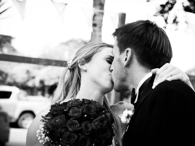 El casamiento de Patricia y Lucas
