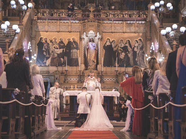 El casamiento de Andy y Flor en Villa Devoto, Capital Federal 1