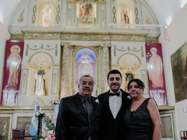 El casamiento de Franco y Flor en San Lorenzo, Santa Fe 15