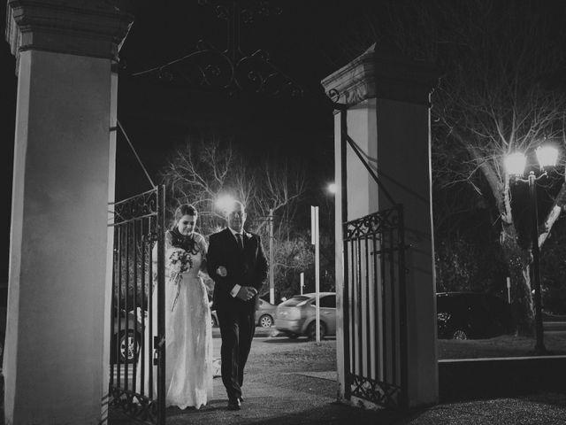 El casamiento de Franco y Flor en San Lorenzo, Santa Fe 1