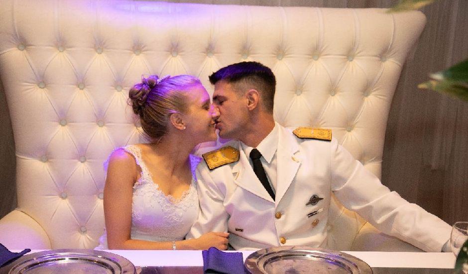 El casamiento de Andy y Flor en Villa Devoto, Capital Federal