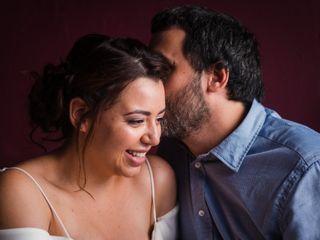 El casamiento de Deborah y Sergio 3