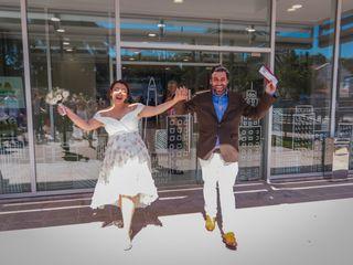 El casamiento de Deborah y Sergio