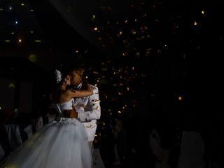 El casamiento de Daniela y Matías