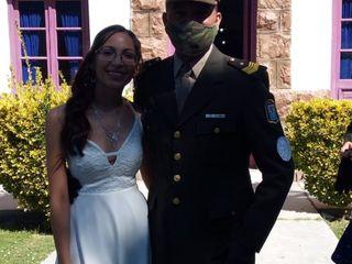 El casamiento de Daniela y Matías 3
