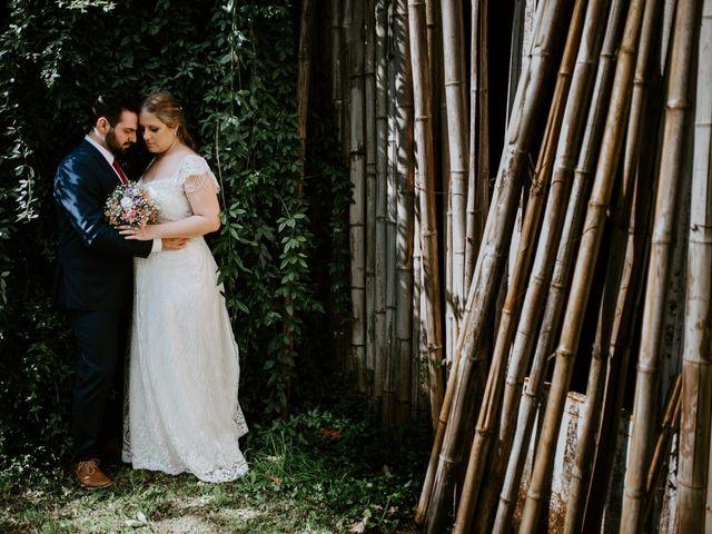 El casamiento de Mariana y Lucas