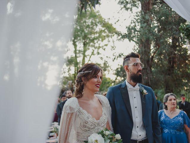 El casamiento de Cami y Rafa