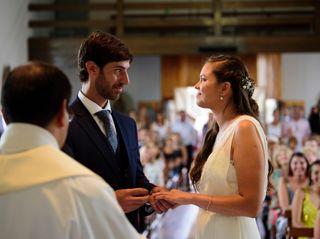 El casamiento de Agustina y Juan Miguel