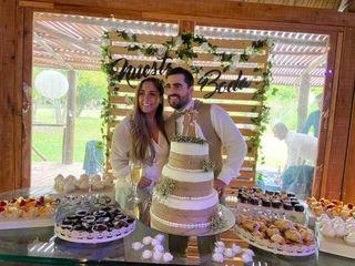 El casamiento de Virginia y Joaquín